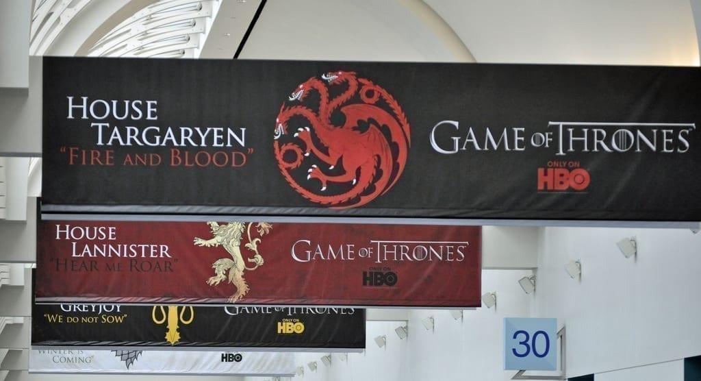 Những lưu ý khi quảng cáo banner, phướn